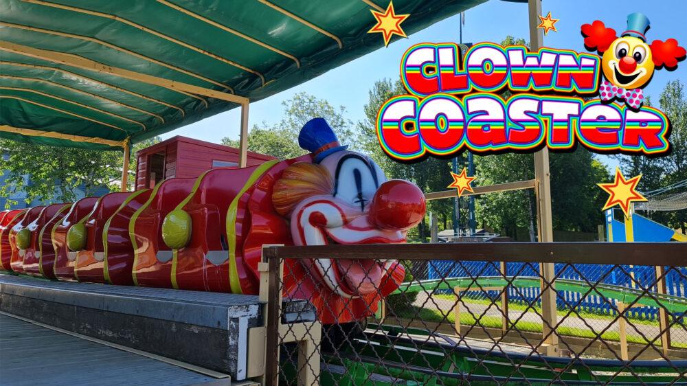 Clown-Coaster