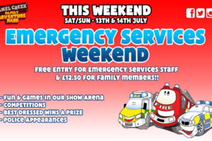 Emergency Services Weekend