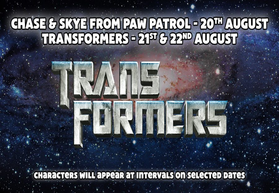 PAW Patrol & Transformers