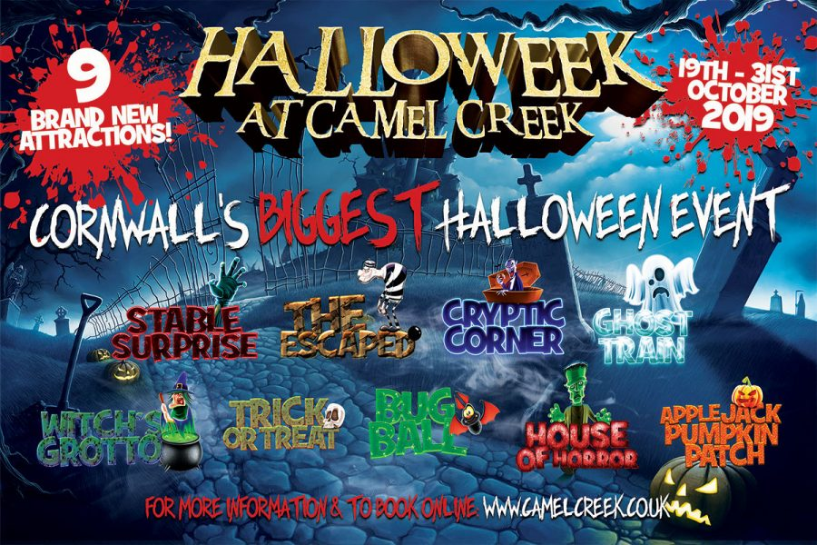 HALLOWEEK @ CAMEL CREEK