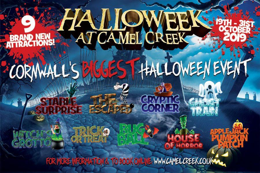 HALLOWEEK @ CAMEL CREEK