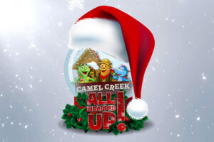 All Wrapped Up at Camel Creek