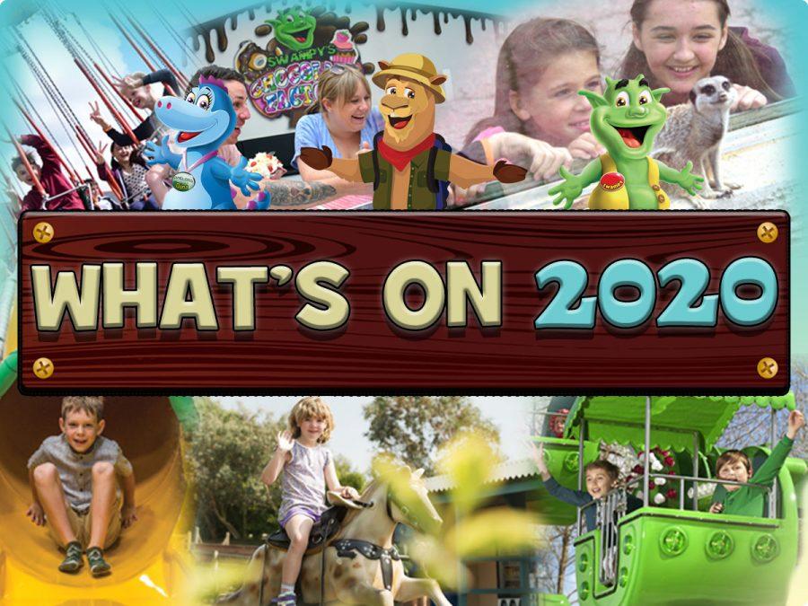 2020'S CALENDAR OF EVENTS!