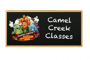 Camel Creek Classes – Every Monday, Wednesday & Friday at 11am