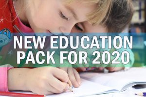 Brand New School Education Park For 2021